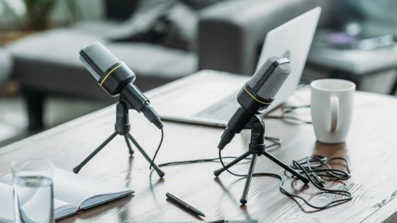 How to start a conference podcast